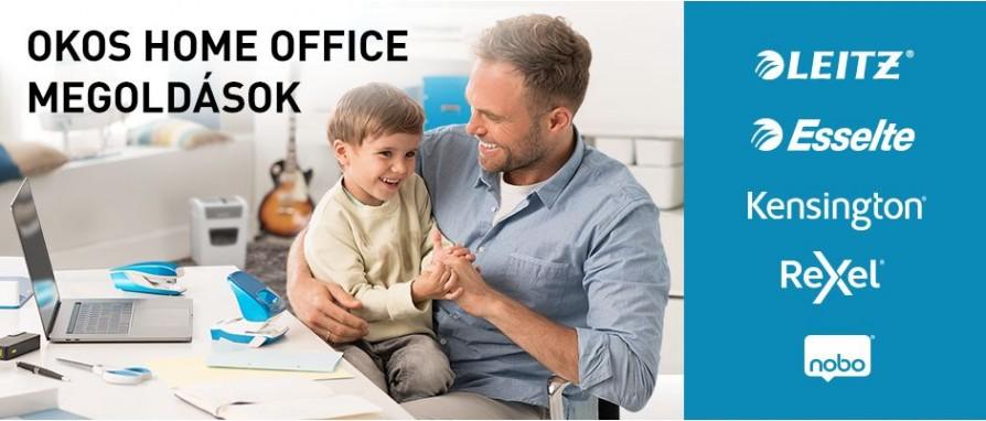 Home Office, avagy dolgozzon otthonról is hatékonyan!