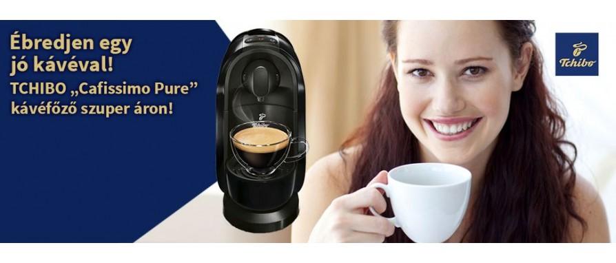 Ébredjen egy jó kávéval!