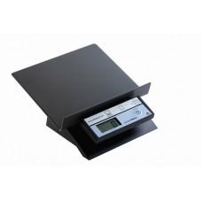 Levélmérleg, elektromos, 5 kg terhelhetőség, ALBA  fekete