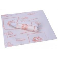 Húscsomagoló papír, íves, 30x30 cm, 5 kg