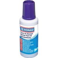 Bélyegzőfesték, 30 ml, DONAU, lila