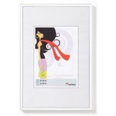 Képkeret, műanyag, 13x18 cm,