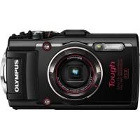 Fényképezőgép, szabadtéri sportokhoz, 16 MP, 4x zoom, OLYMPUS