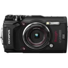 Fényképezőgép, szabadtéri sportokhoz, 12 MP, 4x zoom, OLYMPUS