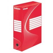 Archiváló doboz, A4, 100 mm, karton, ESSELTE