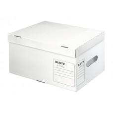 Archiváló konténer, S méret, újrahasznosított karton, LEITZ