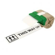 Etikett, folyamatos, papír, öntapadó, 88 mm x 22 m, LEITZ