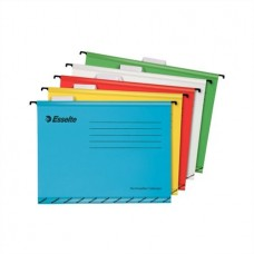 Függőmappa, újrahasznosított karton, A4, ESSELTE