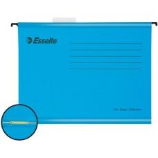 Függőmappa, gyorsfűzős, újrahasznosított, karton, A4, ESSELTE