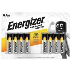 Elem, AA ceruza, 8 db, ENERGIZER