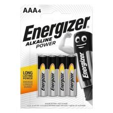 Elem, AAA mikro, 4 db, ENERGIZER