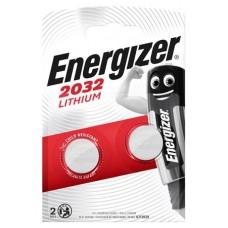 Gombelem, CR2032, 2 db, ENERGIZER