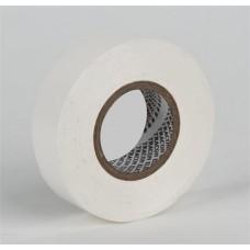 PVC szigetelőszalag, 20 m x 19 mm, fehér