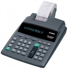 Számológép, szalagos, 12 számjegy, 2 színű nyomtató, CASIO