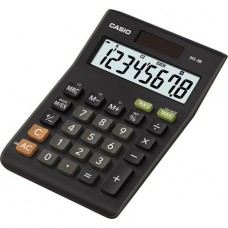 Számológép, asztali, 8 számjegy, CASIO