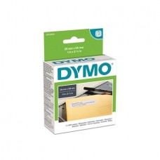 Etikett, LW nyomtatóhoz, 25x54 mm, 500 db etikett, DYMO