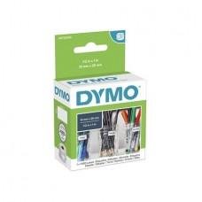 Etikett, LW nyomtatóhoz, 13x25 mm, 1000 db etikett, DYMO