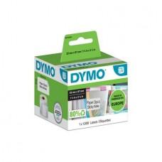 Etikett, LW nyomtatóhoz, 32x57 mm, 1000 db etikett, DYMO