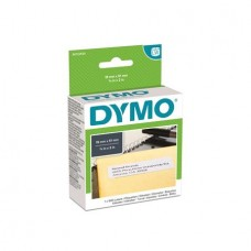 Etikett, LW nyomtatóhoz, 19x51 mm, 500 db etikett, DYMO