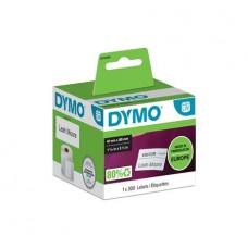 Etikett, LW nyomtatóhoz, 41x89 mm, 300 db etikett, DYMO