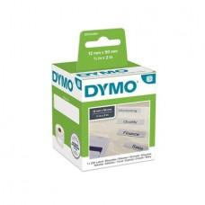 Etikett, LW nyomtatóhoz, 12x50 mm, 220 db etikett, DYMO