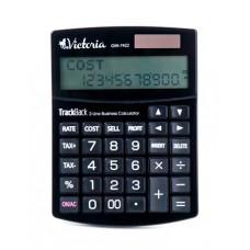 Számológép, asztali, 12 számjegy, 2 soros,  VICTORIA