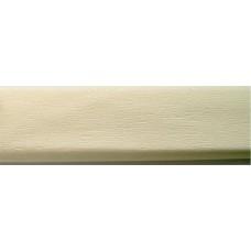 Krepp papír 50x200 cm, elefántcsont