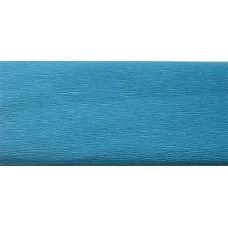 Krepp papír 50x200 cm, kék