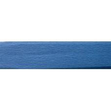 Krepp papír 50x200 cm, középkék