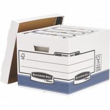 Archiváló konténer, karton, standard,