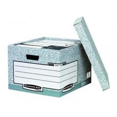Archiváló konténer, karton, nagy,