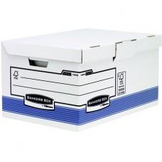 Csapófedeles archiváló konténer,