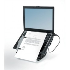 Notebook állvány, USB portokkal, FELLOWES