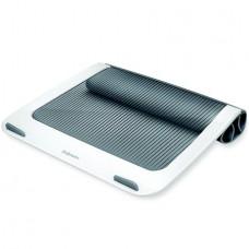 Laptoptartó, FELLOWES, I-Spire Series™, fehér-grafitszürke