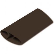Csuklótámasz, mini, szilikonos, FELLOWES I-Spire Series™, fekete