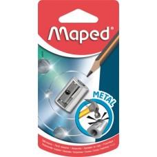 Hegyező, egylyukú, fém, MAPED