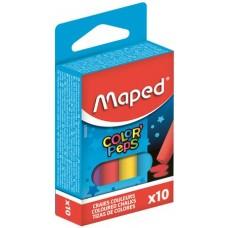 Táblakréta, MAPED, színes