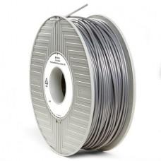3D nyomtató kellékanyag, PLA 2,85mm, 1kg, VERBATIM, ezüst