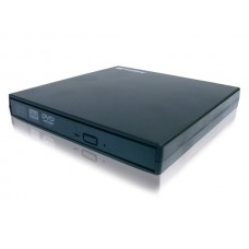CD/DVD író, USB 2.0, külső, SANDBERG