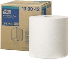 Törlőpapír, tekercses, általános tisztításhoz, TORK dobozos kombi