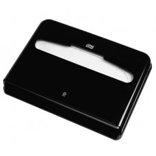 WC ülőketakaró-tartó, V1 rendszer, Elevation, TORK, fekete