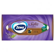 Kozmetikai kendő, 4 rétegű, 80 db, ZEWA