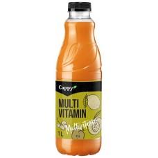 Gyümölcslé, 1 l, rostos, CAPPY, multivitamin