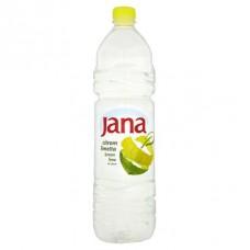 Ásványvíz, ízesített, 1,5 l, JANA, citrom-limetta