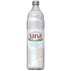 Ásványvíz, szénsavmentes, 0,75 l, üveges, JANA