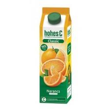 Gyümölcslé, 100%, 1 l, HOHES C, narancs