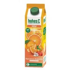 Gyümölcslé, 100%, 1 l, HOHES C