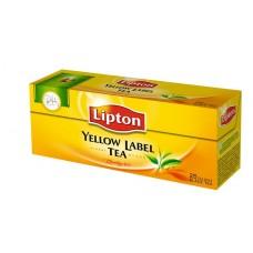 Fekete tea, 25x2 g, LIPTON