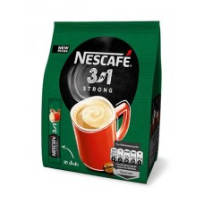 Instant kávé stick, 10x18 g, strong, NESCAFÉ