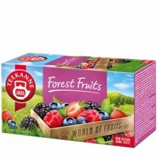 Gyümölcstea, 20x2,5 g, TEEKANNE